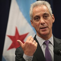 Rahm stops by O'Hare in solidarity with immigration ban protesters, and other Chicago news