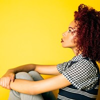 Singer and Zero Fatigue member Ravyn Lenae balances R&B aspirations with high school