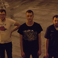 Meat Wave return with the brash, self-loathing 'Bad Man'
