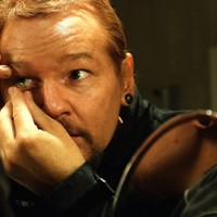 Up close—maybe too close—with Julian Assange