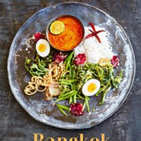 Leela Punyaratabandhu, author of <i>Bangkok</i>, talks street food, real Thai food, and shares a recipe for crispy water spinach salad