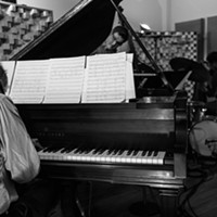 Versatile Chicago drummer Charles Rumback celebrates the release of a beautiful new piano trio album