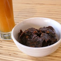 Learn how to make jerky and an agua fresca using tamarillo