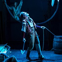 There's madness ahoy in Lookingglass's <i>Moby Dick</i>
