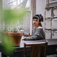 Once a bedroom-pop poet, Waxahatchee has become an indie-rock force with <i>Out in the Storm</i>