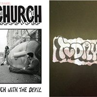 Garage-rock label Randy Records drops debut LPs by Skip Church and Today's Hits