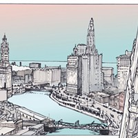 The Chicago Architecture Foundation creates a graphic novel for the city's future