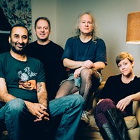 With <i>Putting Off Death</i>, their first album in six years, veteran art-rock oddballs Cheer-Accident continue to confound