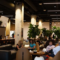 Can the Merchandise Mart become a dining destination?