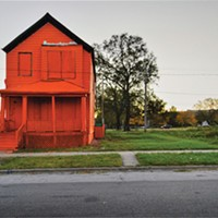 How Amanda Williams draws attention to the valuation of black neighborhoods