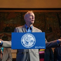 Governor Rauner's school-funding Hunger Games