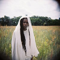 Afrofuturist MC and sound artist Moor Mother delivers a fierce indictment of violence and oppression