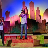 Collaboraction's Peacebook performance festival tackles an 'epidemic of inequity'