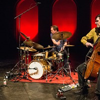 Free-improv trio Ballister is a fire-breathing behemoth, but beneath the ferocity lies a sophisticated group of musicians