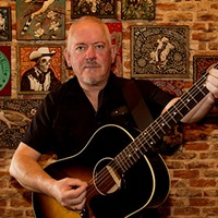Jon Langford embraces the musical legacy of Muscle Shoals, Alabama, with his latest project, but still comes out sounding like himself