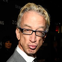 Andy Dick is no longer funny to the Chicago Comedy Film Festival