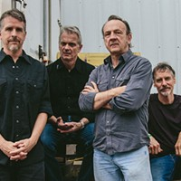 Noise-rock revolutionaries the Jesus Lizard hit Chicago once again