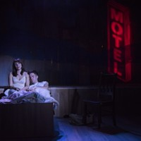 In <i>Violet</i>, a scarred heroine goes in search of a miracle