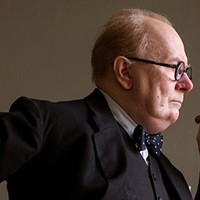 Gary Oldman is the complete Winston Churchill, but <i>Darkest Hour</i> tells only half the story