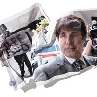 Blagojevich sympathizers have lost sight of the former governor's significant corruption