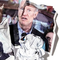 Unless Illinois is very, very unlucky, Governor Bruce Rauner will be out on his ass in 2018