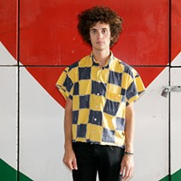 Nashville protopunk Ron Gallo is ready to give you an earful about the world's problems