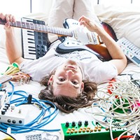 Merry punk prankster Chris Farren makes pop-inflected tunes that won't die on you