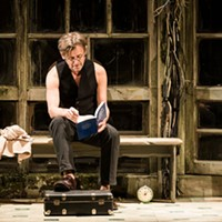 <em>Brodsky/Baryshnikov</em> is a meditation on mortality, with a little bit of dancing