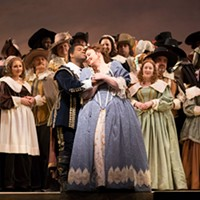 The Lyric's <em>I Puritani</em> is all about the bel canto music