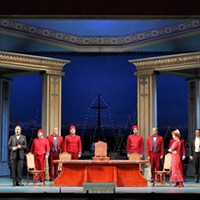 Even in the age of of #MeToo, Lyric's <em>Così Fan Tutte</em> is still a thing of beauty