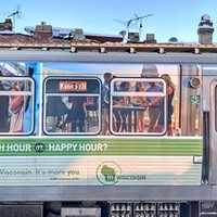 Chicagoans to Wisconsin: Thanks but no thanks—we'll take the train
