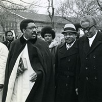 Harold Washington Library celebrates the Reverend Clay Evans with a free gospel concert