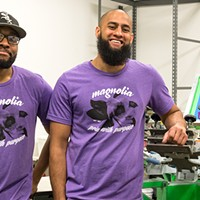 Magnolia Screen Printing wants to provide jobs for the young people of Chicago Lawn