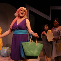 <em>L'Imitation of Life</em> gives an old-fashioned 'women's picture' an old-fashioned drag treatment