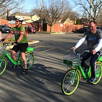 New 'free-floating' bike share rolls out on south side
