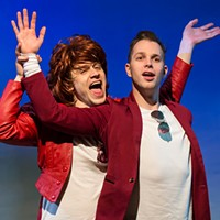 Greenhouse Theater's <i>Birds of a Feather</i> never really takes flight