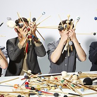 Eight hands make light work for Third Coast Percussion
