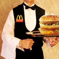 Will the new 'McDonald's of the future' on Restaurant Row earn a Michelin star?