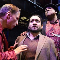 There's too much story for one play in <em>Neverwhere</em>, but it's a hell of a visual trip