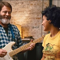 Music is the connecting tissue in the indie drama <i>Hearts Beat Loud</i>, starring Nick Offerman