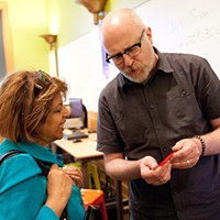 The Chicago Public Library Maker Lab gives everyone access to some amazing toys