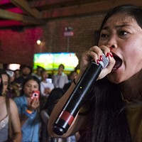 Sunday's Kultura Festival filled Logan Square Emporium with the food and arts of the Philippines