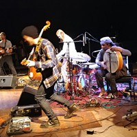 Chicago experimentalists Mako Sica find a sweet spot with master percussionist Hamid Drake