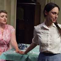 The Holocaust drama <i>A Shayna Maidel</i> takes the redemptive route