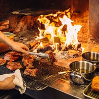 At Etta, chef Danny Grant plays with fire at a cooler price point