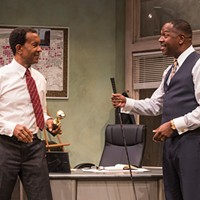 Court Theatre's <i>Radio Golf</i> makes a rousing conclusion to August Wilson's 'Century Cycle'