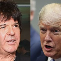 Blondie's Clem Burke and the tragedy of Trump Face