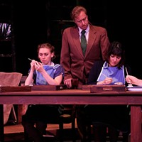 <i>These Shining Lives</i> tells the true story of the 'Radium Girls' of Ottawa, Illinois