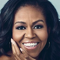 Michelle Obama keeps keeping things real