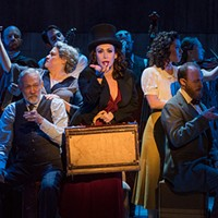<i>Indecent</i> tells the story of the Yiddish play that scandalized Broadway